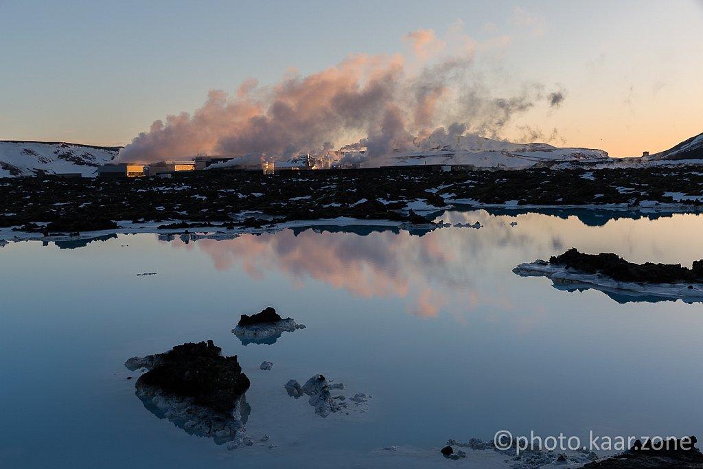 Svartsengi Geothermal Power Plant
