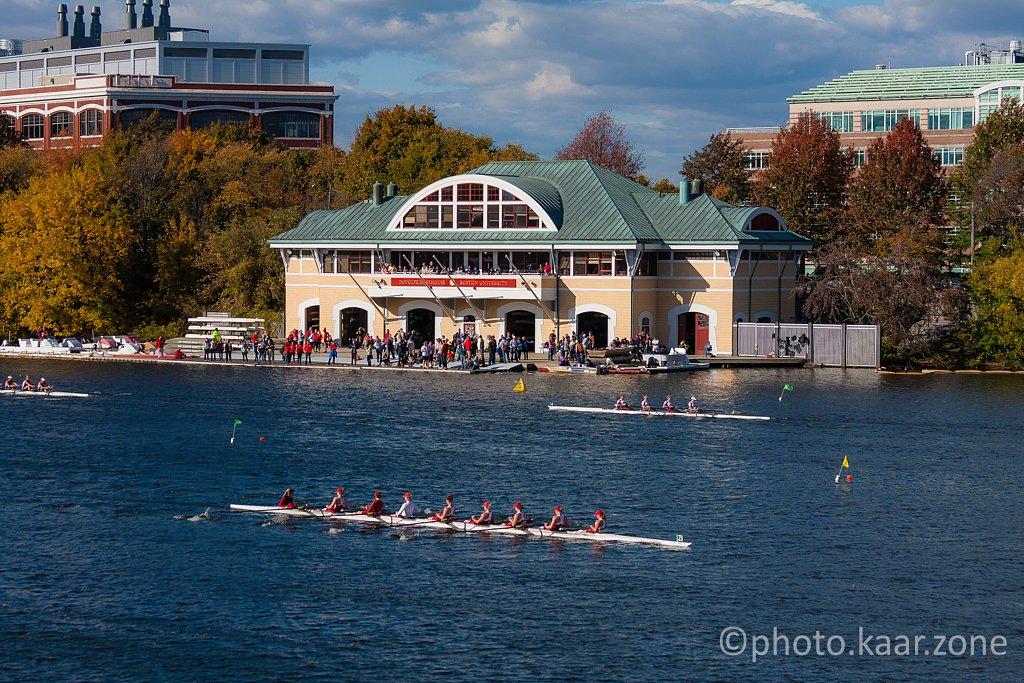 Boston University DeWolfe Boathouse