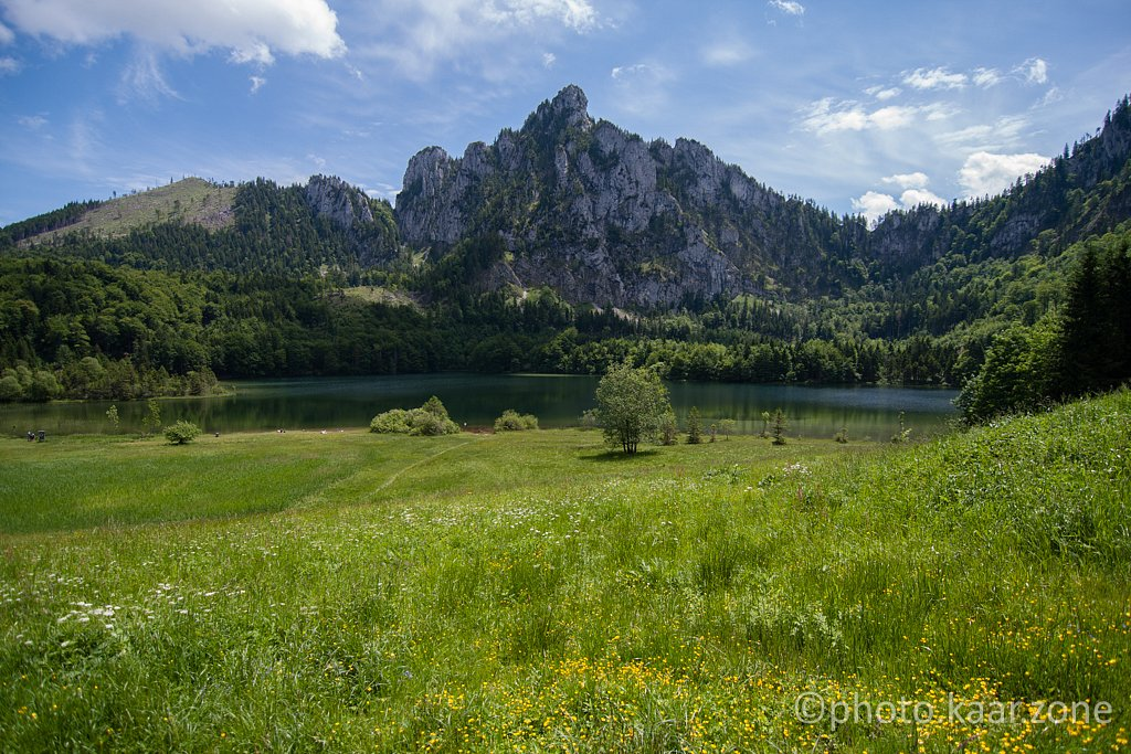 Hike around The Traunstein
