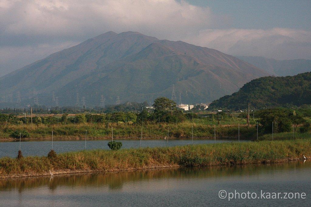 Fung Lok Wai and the Lam Tsuen Country Park