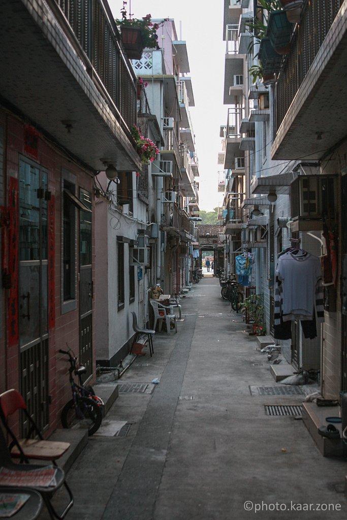 Kat Hing Wai Walled Village