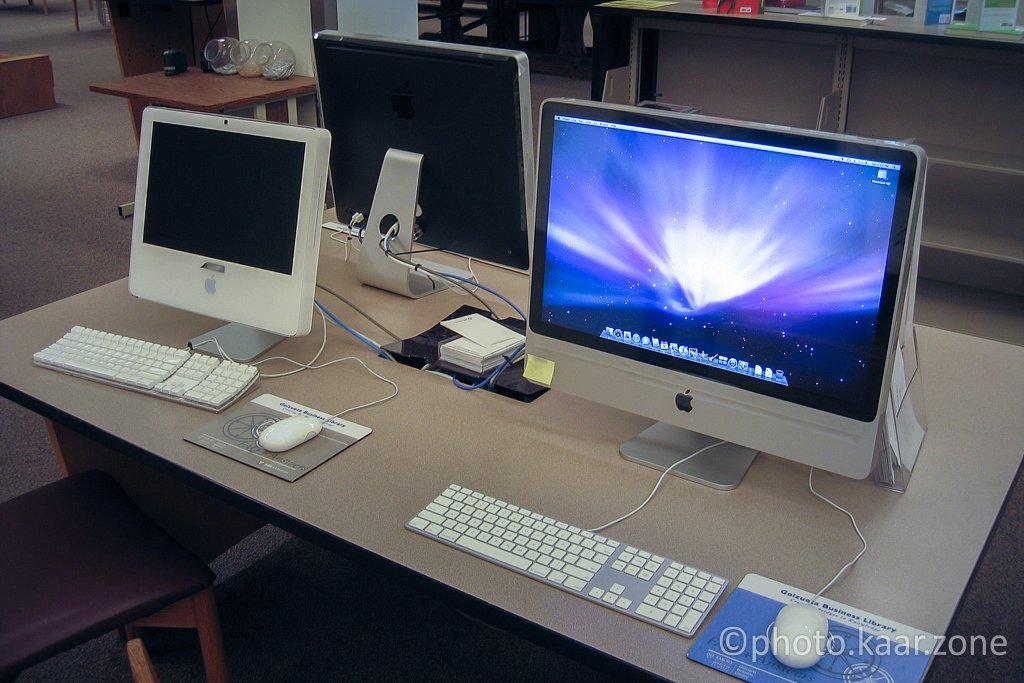 iMac 2006 and 2007