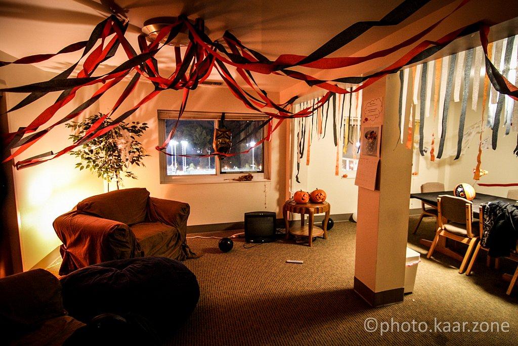 Halloween Pre-Party
